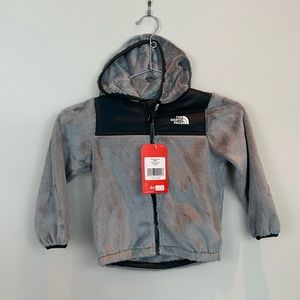 NEW North Face Toddler 3T Oso Hoodie